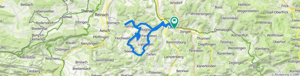 Herrenberg/Bürenflueh