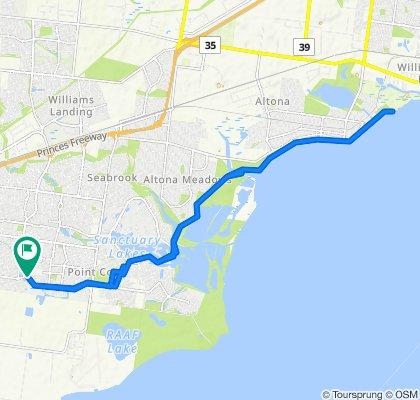 Bay Trail 30.5km