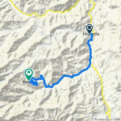 De Calle 49 52-51, Hispania a Carrera 5 23-26, Betania