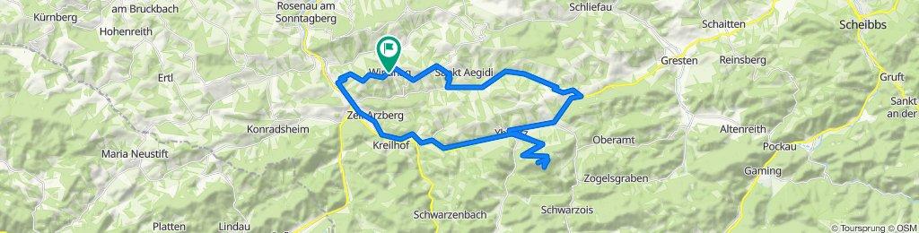 Windhag 19, Prochenberg über Waidhofen 👍