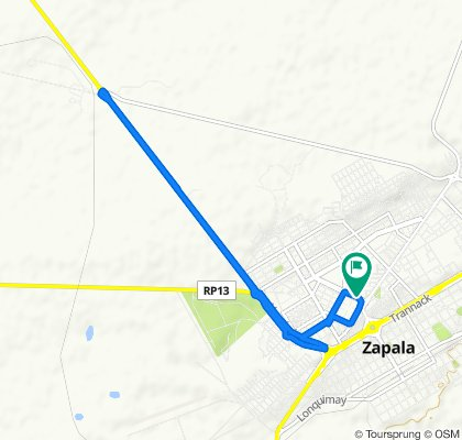 Paseo lento en Zapala