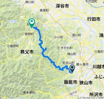 奥武蔵 峠めぐり