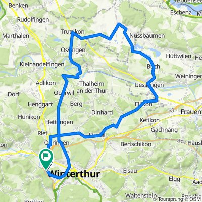 55km Winti-Stammheim
