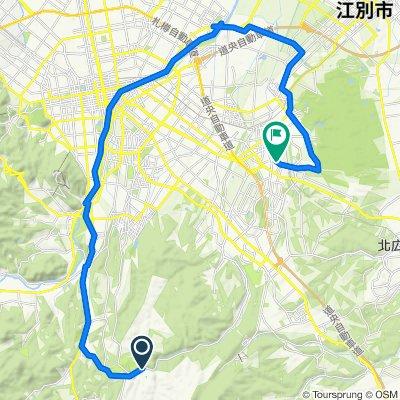 一般道道滝野上野幌自転車道線(豊平川自転車道、滝野上野幌自転車道路)