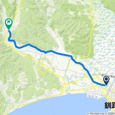 一般道道釧路阿寒自転車道線(釧路阿寒自転車道)