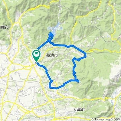 竜門ダム・スーパー林道コース