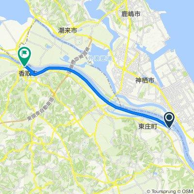 銚子小見川佐原自転車道線(大利根サイクリングロード)