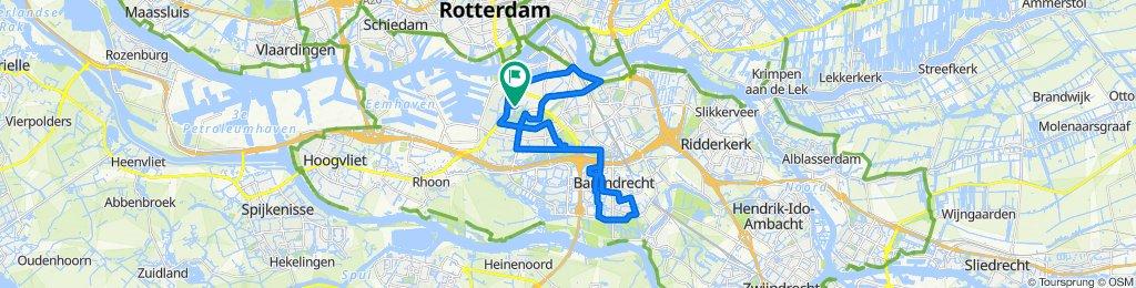 Lepelaarsingel 122C, Rotterdam naar Lepelaarsingel 122A, Rotterdam