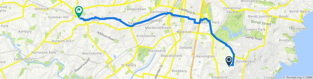 8 High Street, Kensington to 17 Railway Terrace, Lewisham