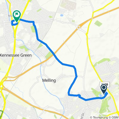 Maghull ride