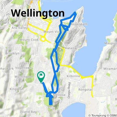 Sweet Town Belt 15km
