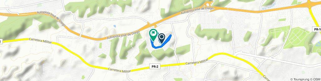 covid-19 bike route #1