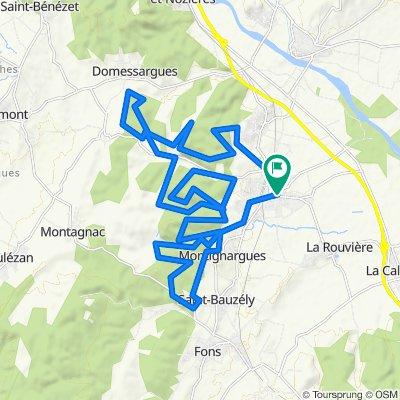 vttae 40km St Genies