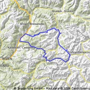 Oesterreich - Dolomiti 4/7bis