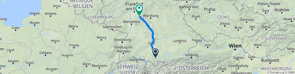 Kempten - Aschaffenburg