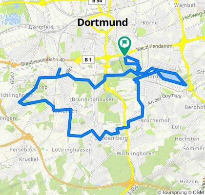 Corona Dortmund Süd