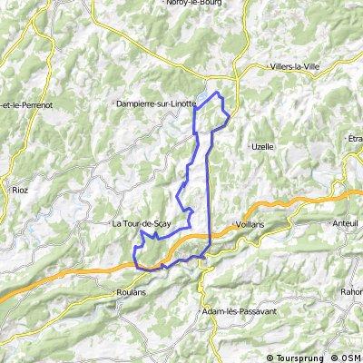 Val Bonal - Baumes les Dames