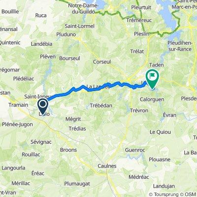 7 Lotissement du Petit Loup, Dolo to Tressaint, Lanvallay