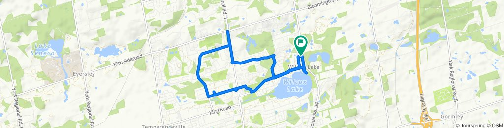13288 Olde Bayview Ave, Richmond Hill to 13288 Olde Bayview Ave, Richmond Hill