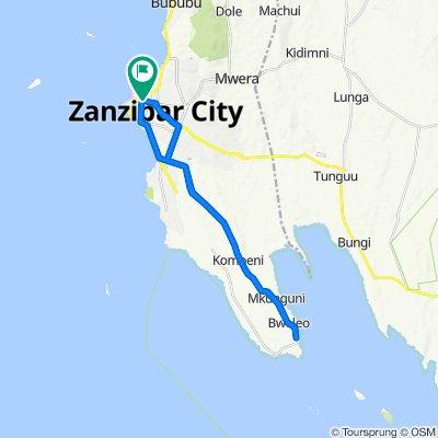 22:3;20ride in Zanzibar
