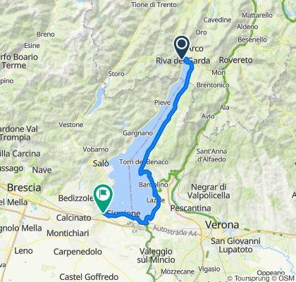 Riva - Desenzano del Garda