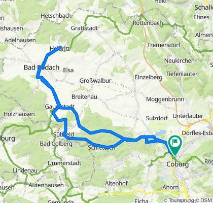Waldlust Tour
