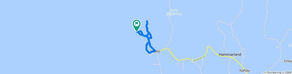 Fiskevägen 62 to Fiskevägen 62
