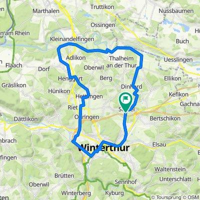 Winterthur nord