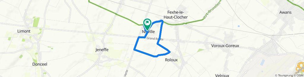 Rue Principale 134, Fexhe-le-Haut-Clocher to Rue Principale 138, Fexhe-le-Haut-Clocher