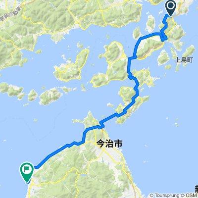 Innoshimaohimacho to Kashima Ferry