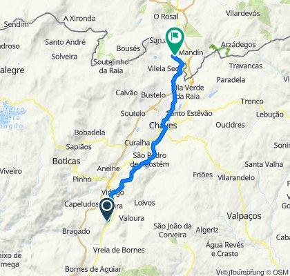 Caminho de Santiago (Chaves)