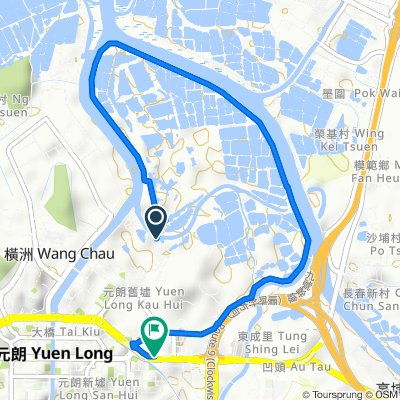 <編集中>【香港・沙田】シェアサイクルで香港の日常を楽しむサイクリングの旅_南生園コース