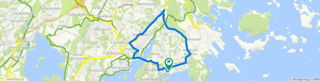 13.4 km