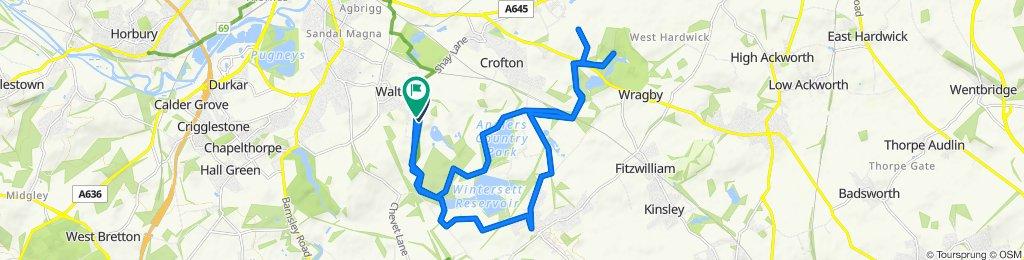 The Balk, Walton to Mill Lane 67, Ryhill