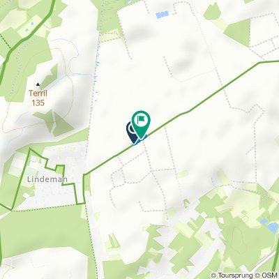 Rustgevende route in Houthalen-Helchteren