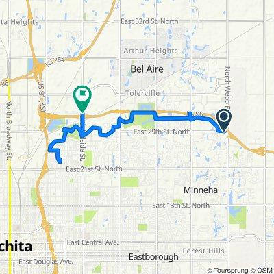 Slow ride in Wichita