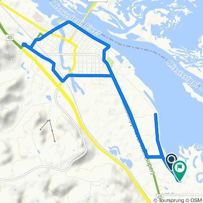 66908 166th Ave, Wabasha to 66724 166th Ave, Wabasha