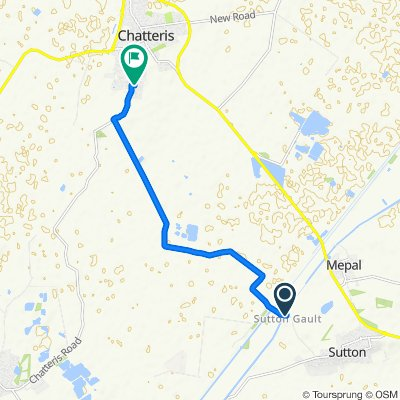 Moderate route in Chatteris
