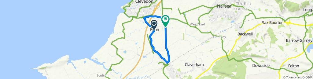 Clevedon 10 TT Course