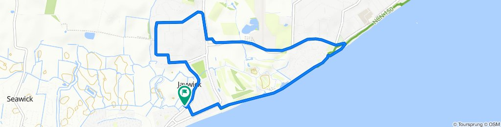 228 Meadow Way, Clacton-on-Sea to 234 Meadow Way, Clacton-on-Sea
