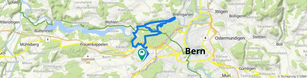 Moderate Route in Bern