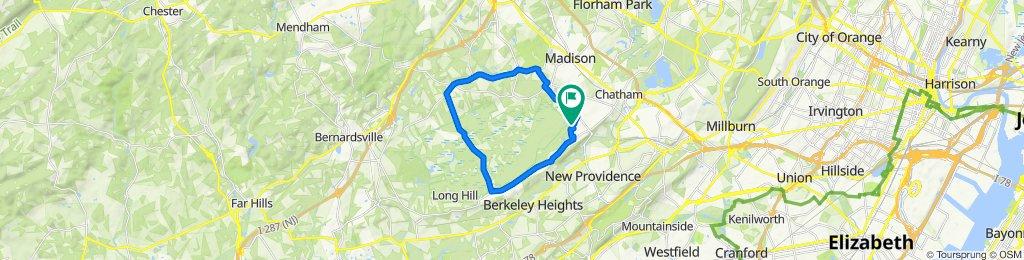 25 Hampton Rd, Chatham to 25 Hampton Rd, Chatham