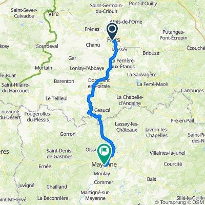 2020-2 Condé-sur-Noireau - Mayenne