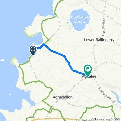 4–5 James Lodge, Craigavon to 8A Lurgan Road, Craigavon