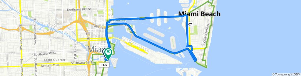 401–441 Brickell Ave, Miami to 495 Brickell Ave, Miami