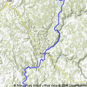 Vichy - Perpignan 1996 Etappe 6