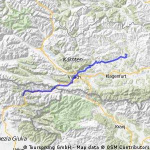 Itálie 1999 - 8. etapa (5.8.1999)