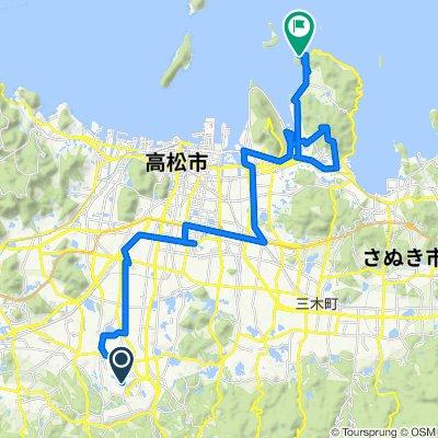Shikoku trip day1