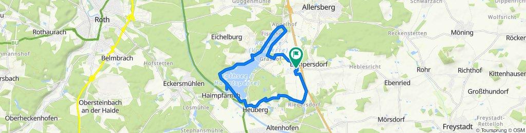 rothsee riedersdorf chillig