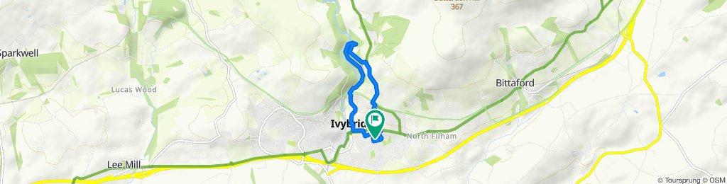 Trehill Road 45 to Trehill Road 45